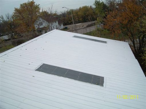 Blue Island, IL – Roof Restoration