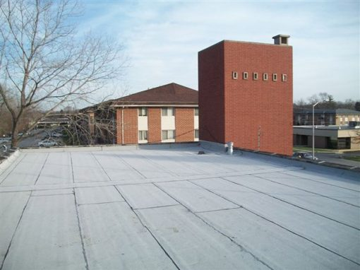 Blue Island, IL – Firehouse Roof Replacement