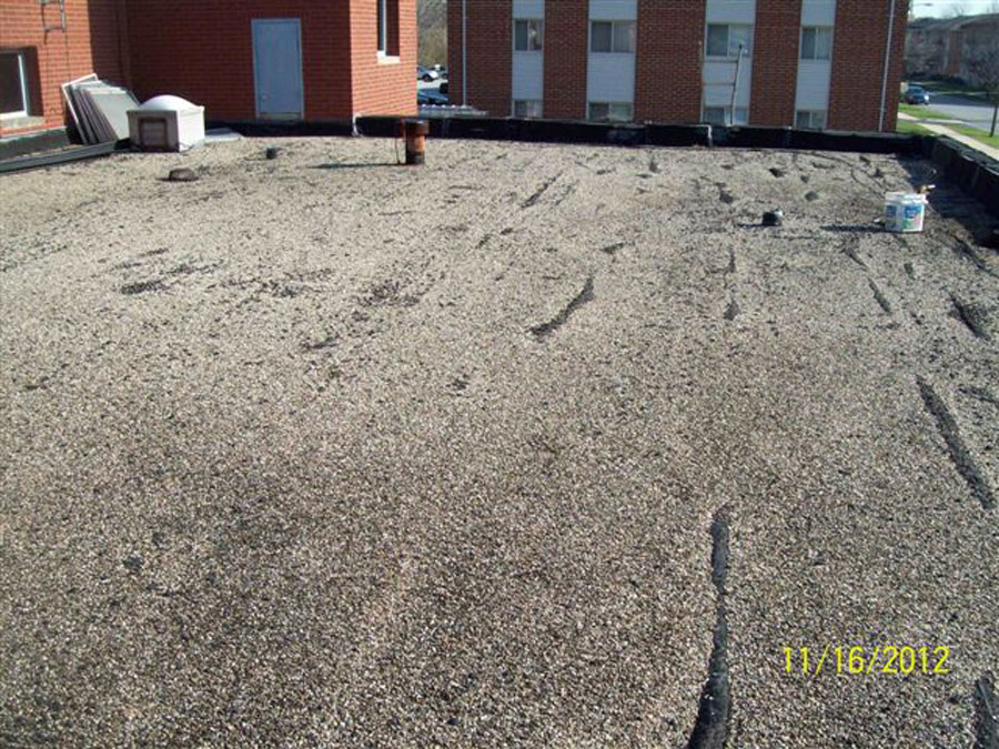 CRE Roofing Repair
