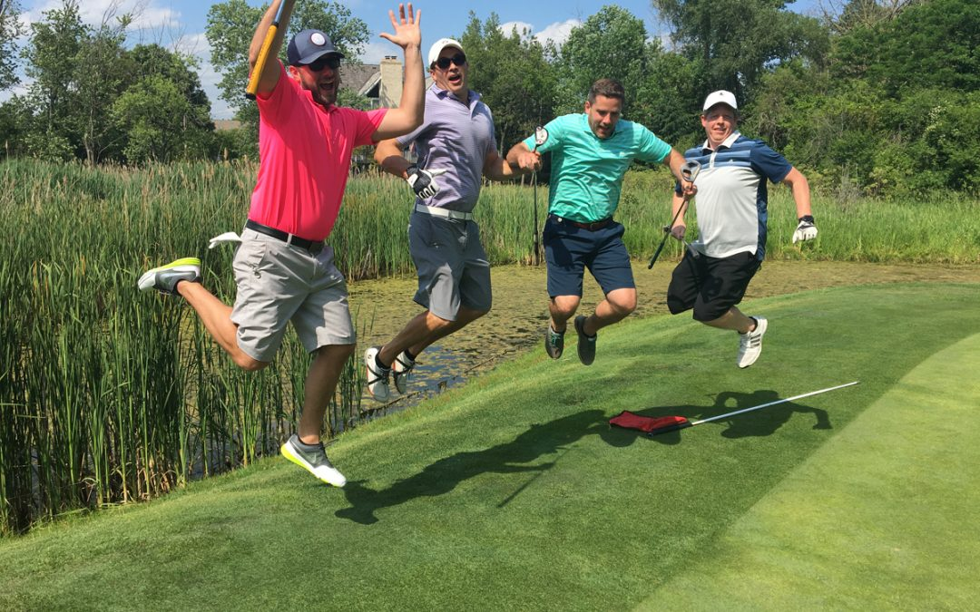 2017 Charity Golf Outing Raises Over $90,000